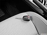 2015 Toyota Corolla 4dr Sedan CVT LE Plus - Key fob on driver's seat