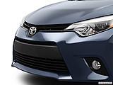 2015 Toyota Corolla 4dr Sedan CVT LE Plus - Close up of Grill