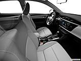 2015 Toyota Corolla 4dr Sedan CVT LE Plus - Fake Buck Shot - Interior from Passenger B pillar