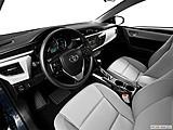 2015 Toyota Corolla 4dr Sedan CVT LE Plus - Interior Hero (driver's side)