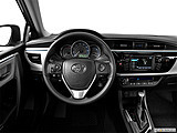 2015 Toyota Corolla 4dr Sedan CVT LE Plus - Steering wheel/Center Console