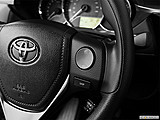 2015 Toyota Corolla 4dr Sedan CVT LE Plus - Steering Wheel Controls (Right Side)