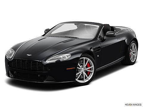 2014 Aston Martin V8 Vantage Convertible S Carnow