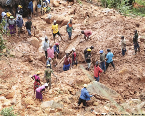 Relief for Cyclone Idai Header Image