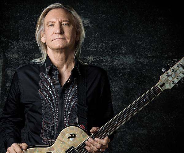 Joe Walsh of the Eagles and VetsAid Share Their Top Organizations for Veterans Day Header Image
