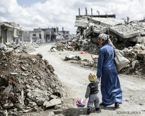 Syrian Crisis Header Image