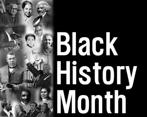 Black History Month Header Image
