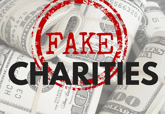 Fake Charities Prey on Donors to Make Bank