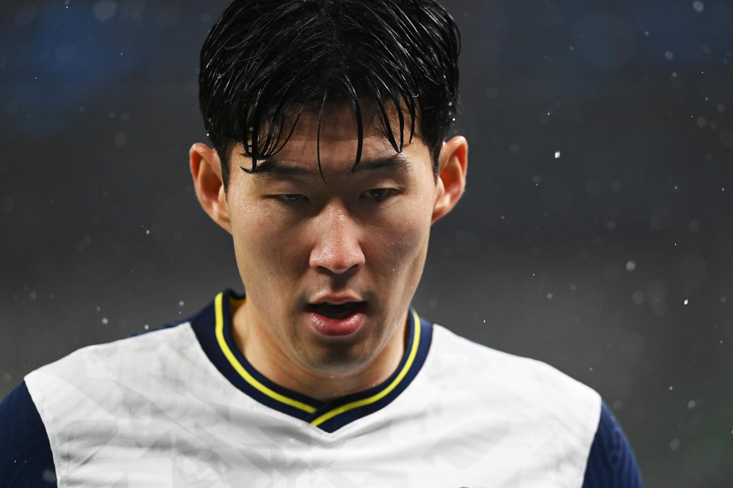 Tottenham star Son Heung-Min racially abused online after Premier League defeat