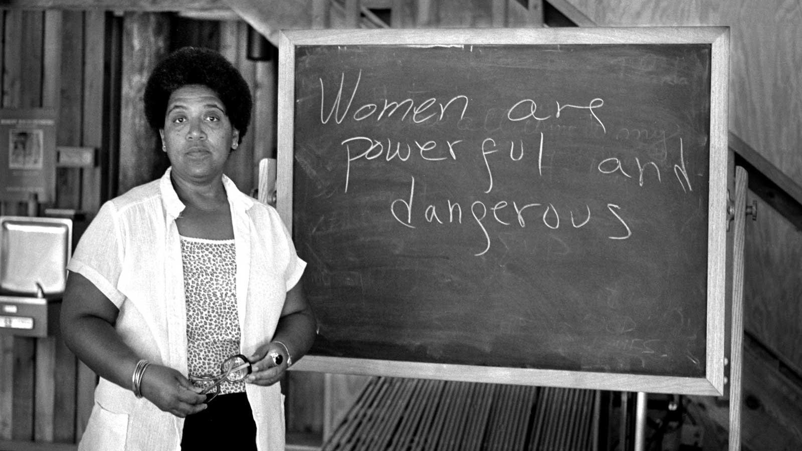 Black History Month: Audre Lorde