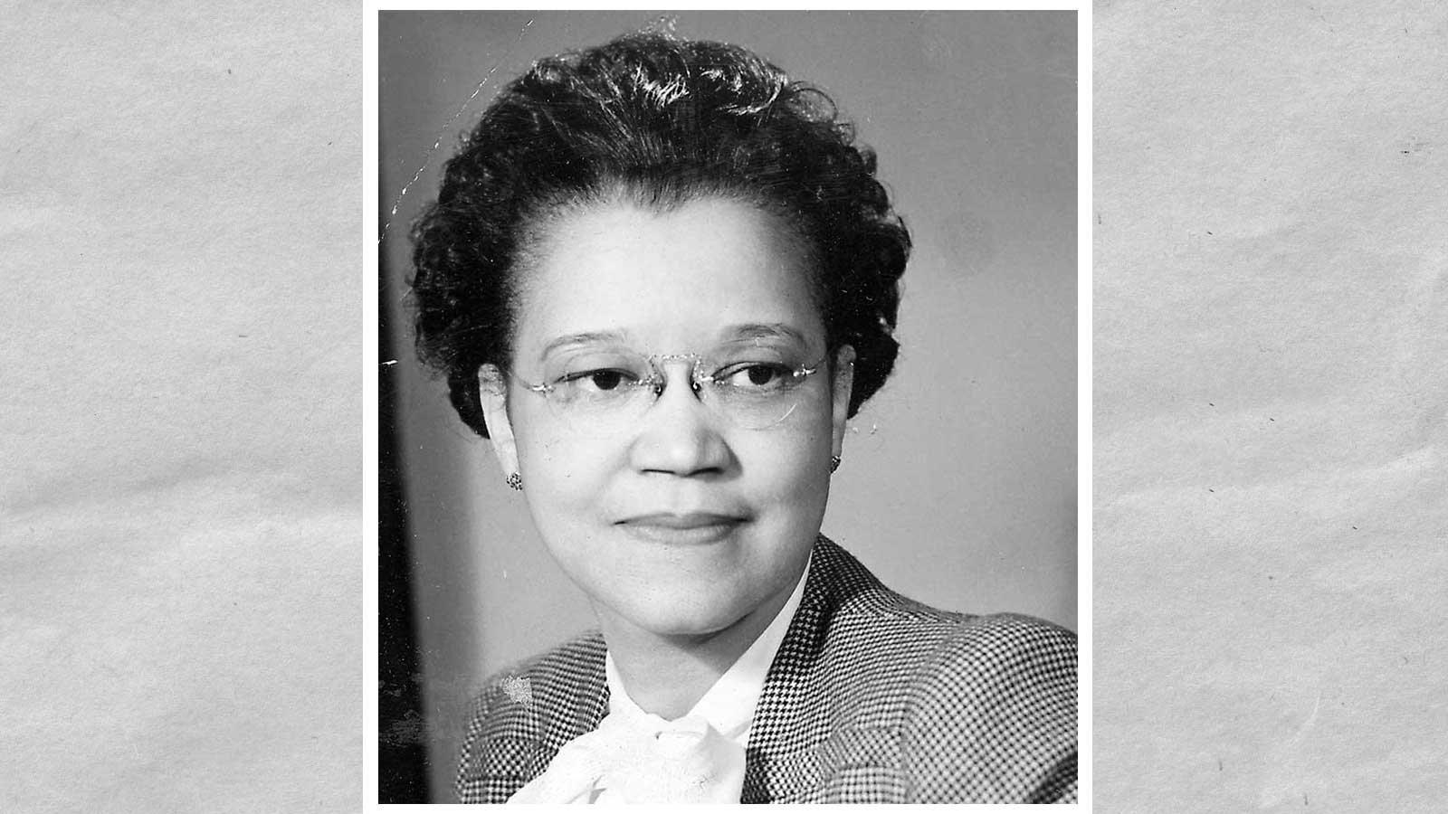 Black History Month: Sadie Tanner Mossell Alexander