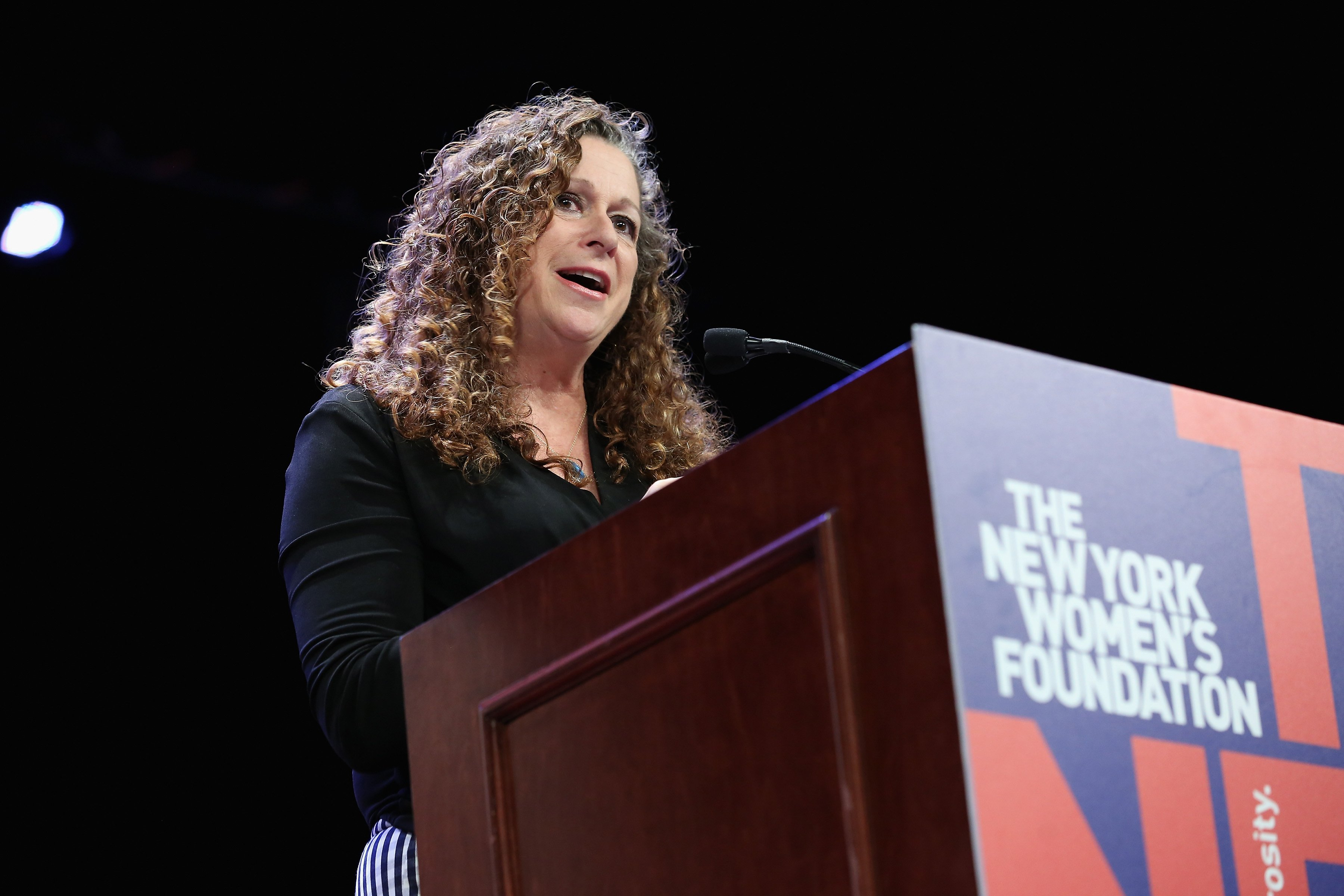 Abigail Disney visited Disneyland. She is 'livid' about what she saw