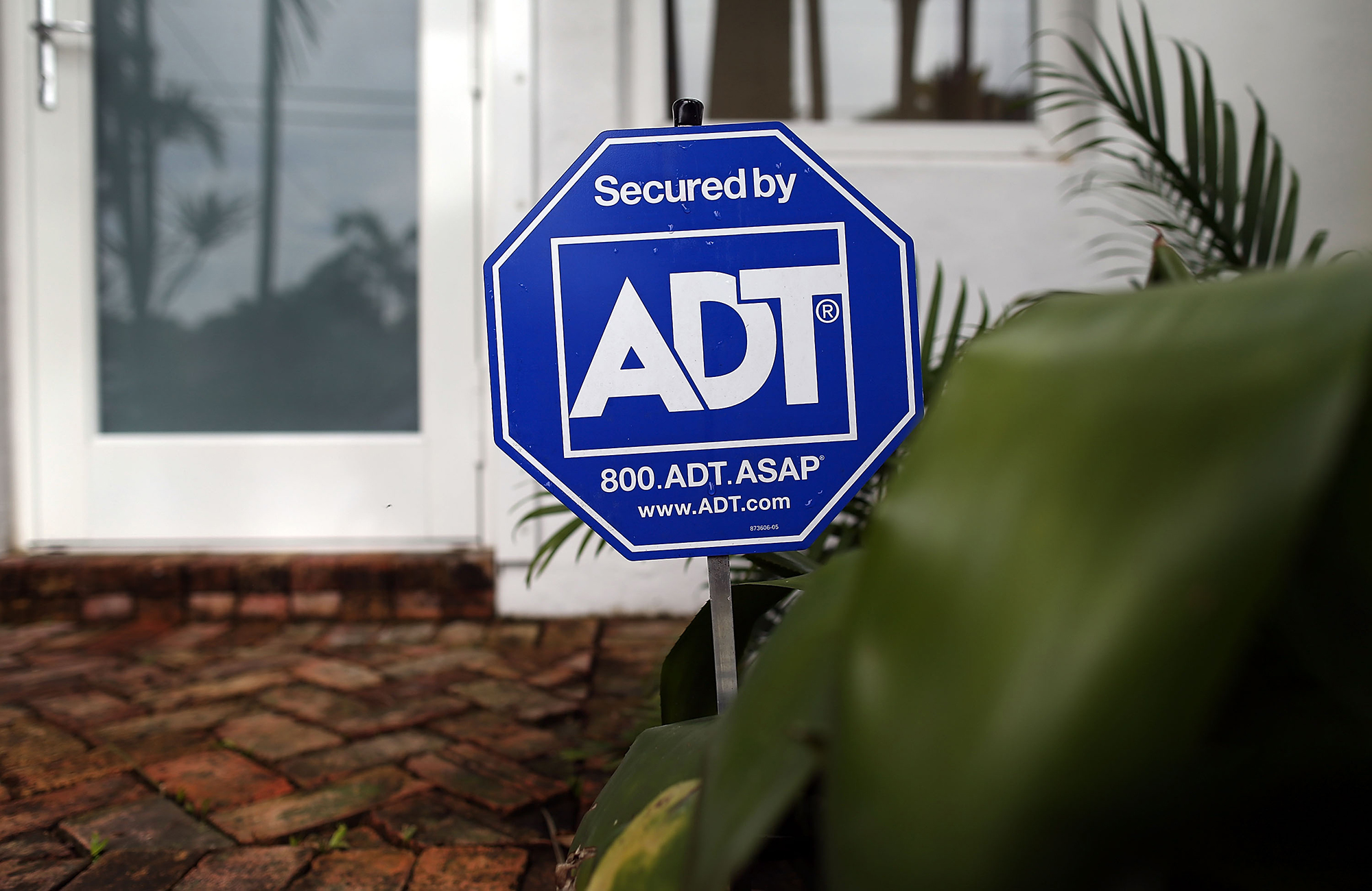 ADT stock soars 65% after $450 million investment from Google