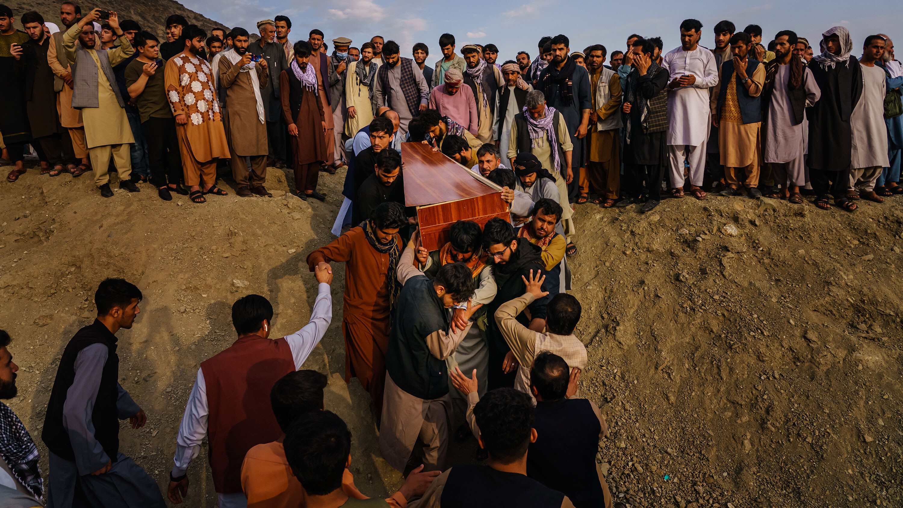 The war is 'not over for them:' Reporters, activists urge press to stay focused on Afghan civilians