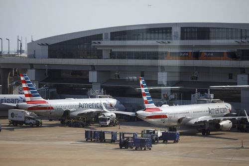 Image for Airlines 'disheartened' by Trump ending stimulus talks