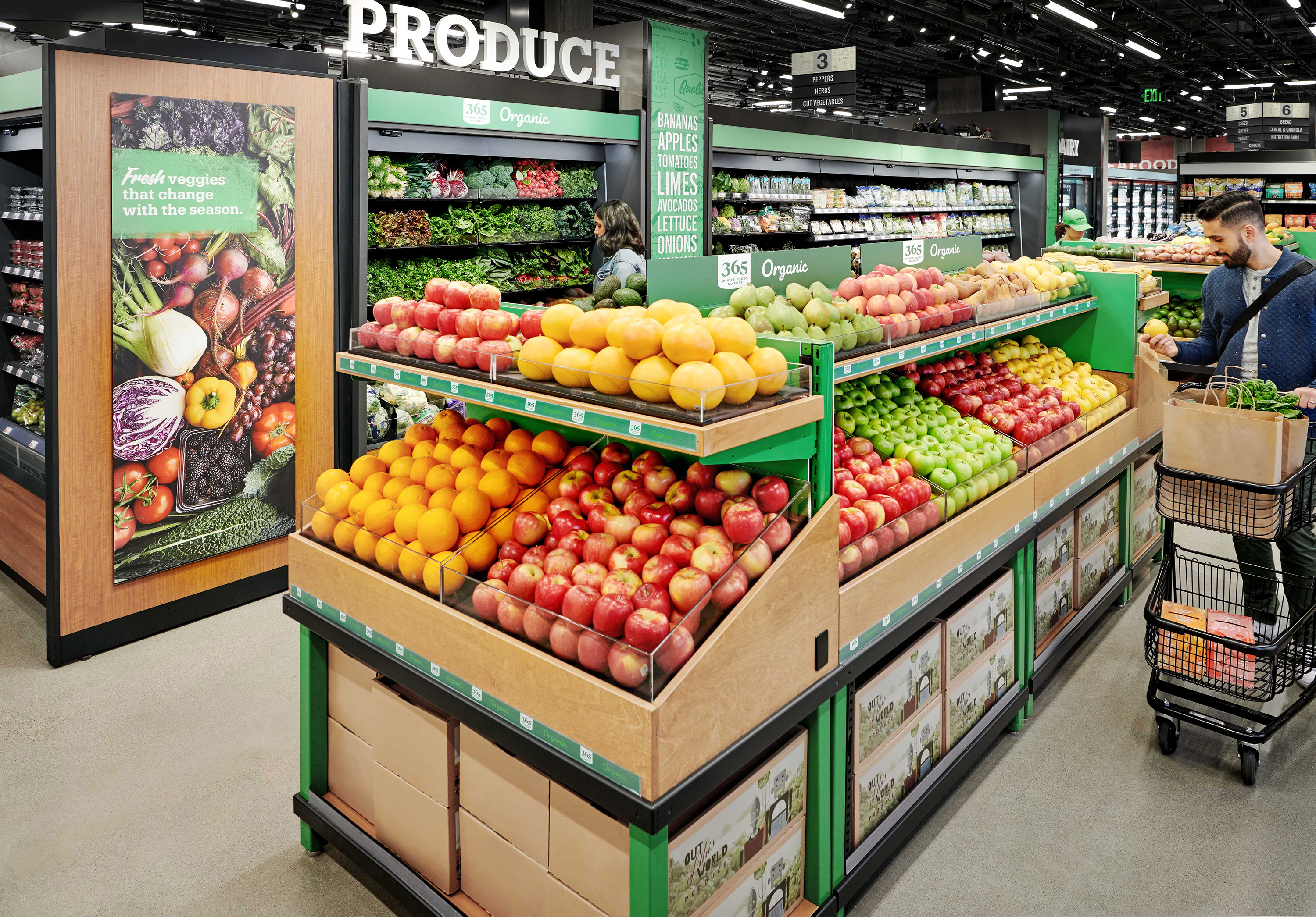 This is Amazon's newest grocery store concept
