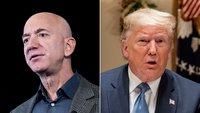 Amazon claims Trump interfered with Pentagon contract in order to hurt Jeff Bezos