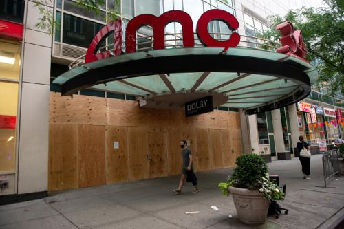 Image for AMC Theatres could run out of money by the end of the year