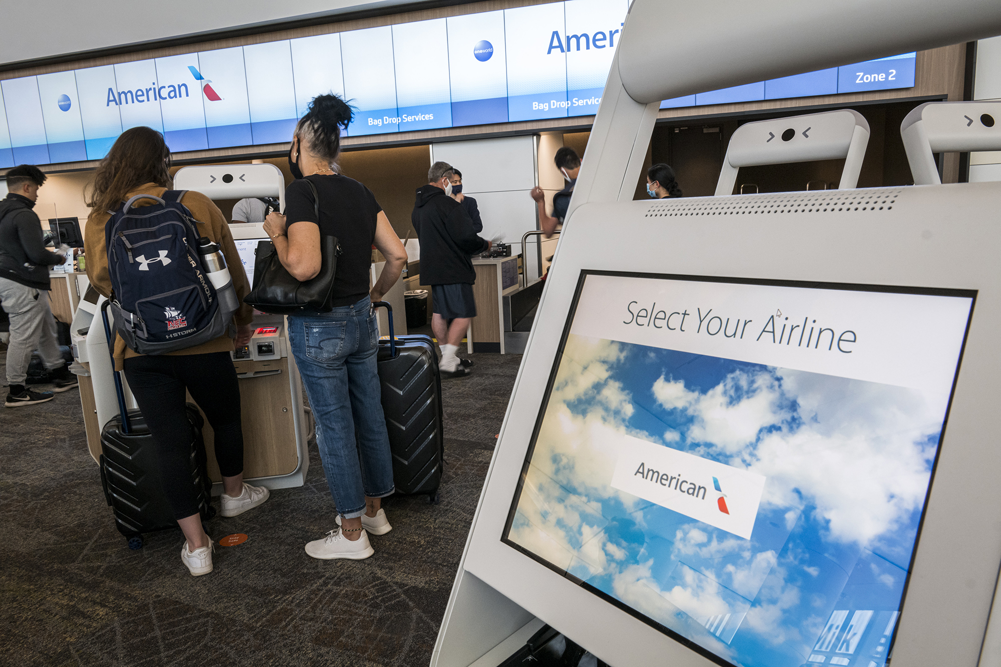American Airlines will lay off 19,000 workers if it doesn't get additional federal help