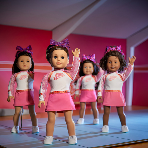 Image for American Girl releases its first doll with hearing loss