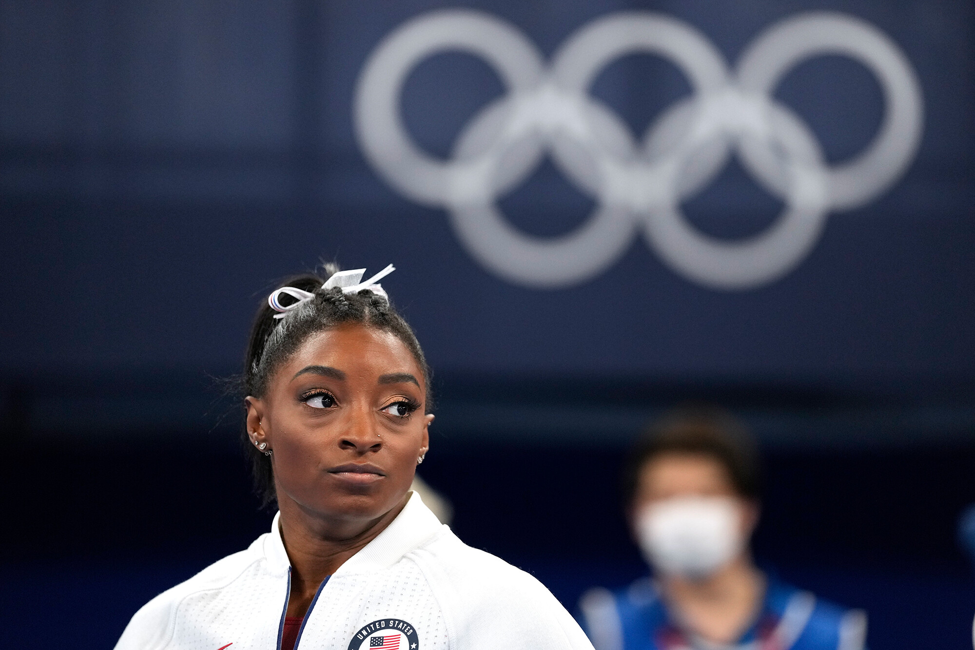 Simone Biles' sponsors stand by her after she withdraws from Olympic events