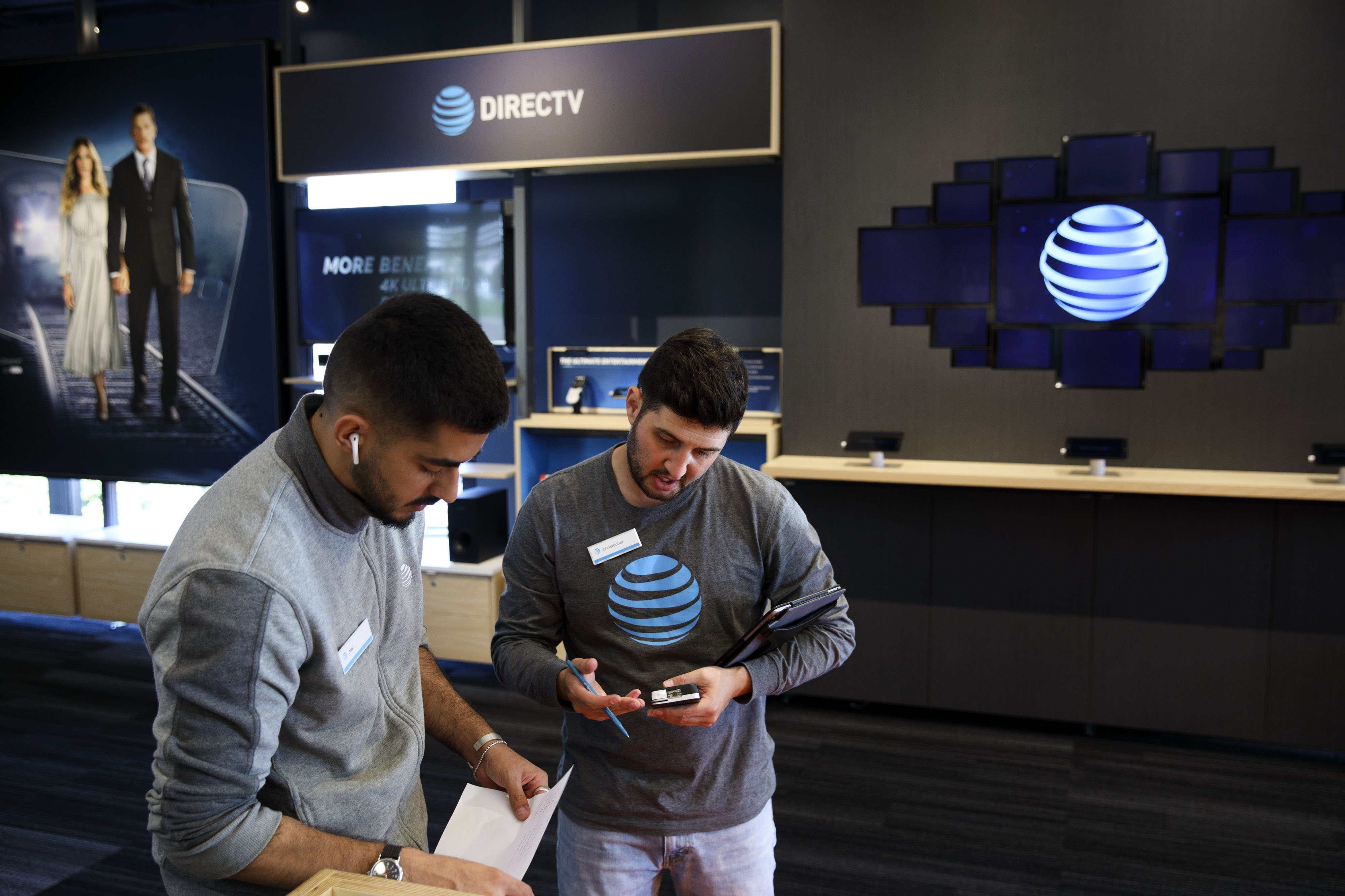 AT&T is reportedly exploring a sale of DirecTV