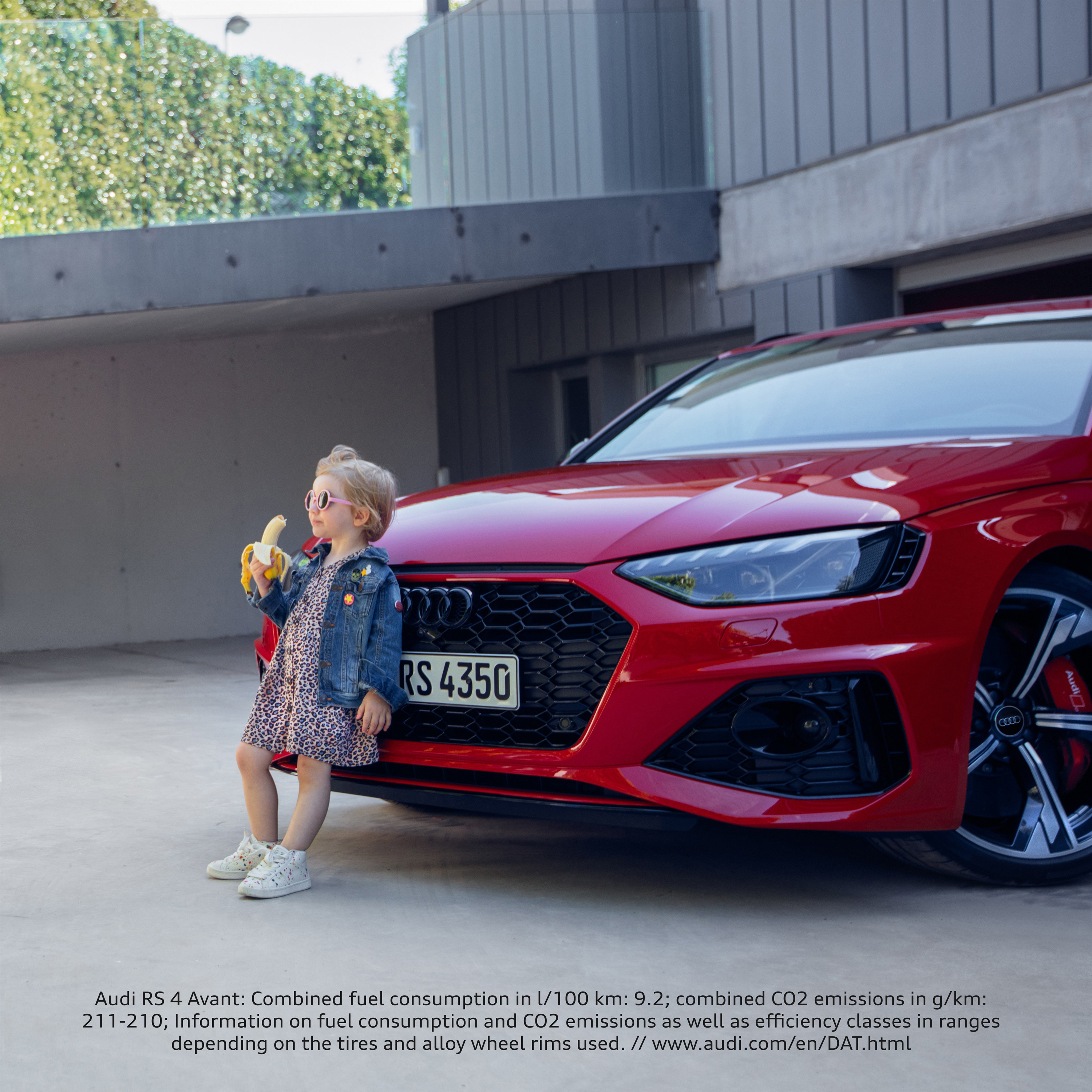 Audi pulls 'insensitive' ad featuring girl eating banana in front of car