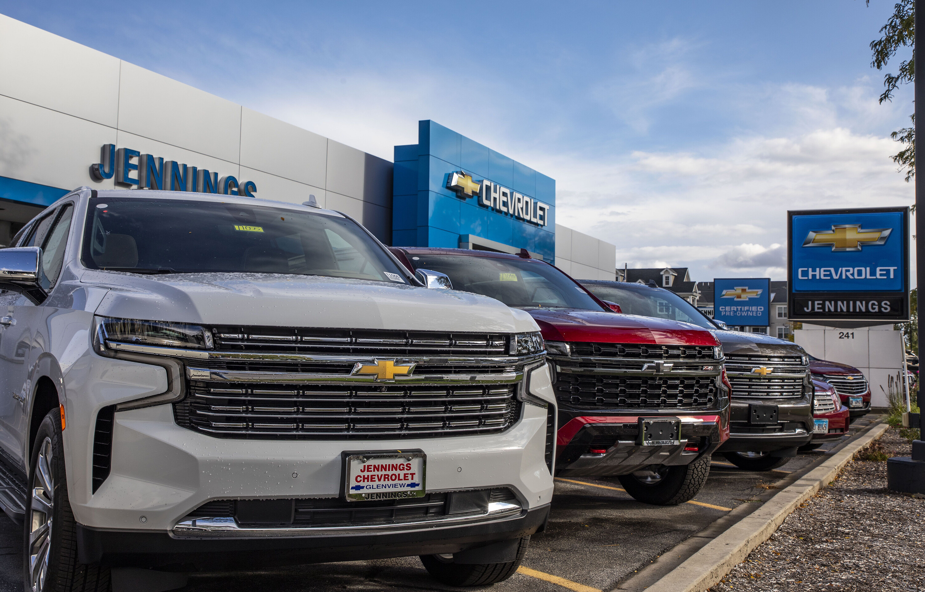 Car sales plunge as chip shortages choke off supply