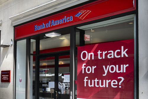 Image for Bank of America pledges $1 billion to fight racial inequality