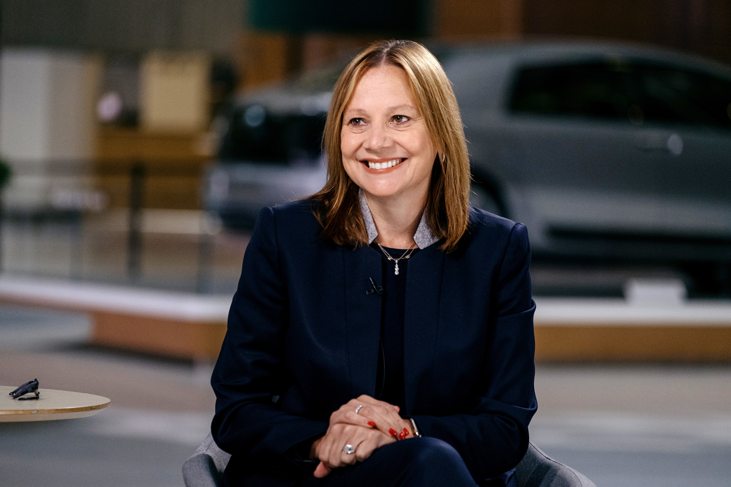 GM's Mary Barra becomes first woman to oversee the Business Roundtable