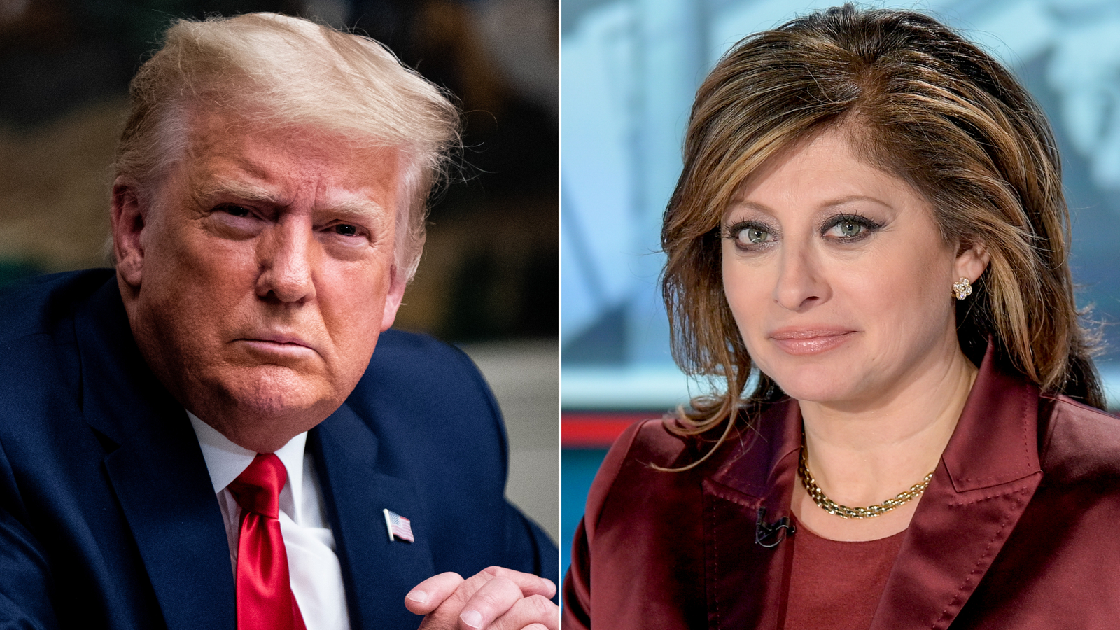 Fox News' Maria Bartiromo gave Trump his first TV interview since the election. It was filled with lies