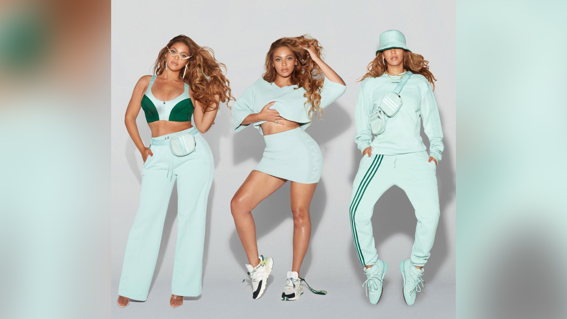 Beyoncé's latest Ivy Park x Adidas gear finally drops online