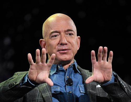 Image for Jeff Bezos is still the richest person in the world