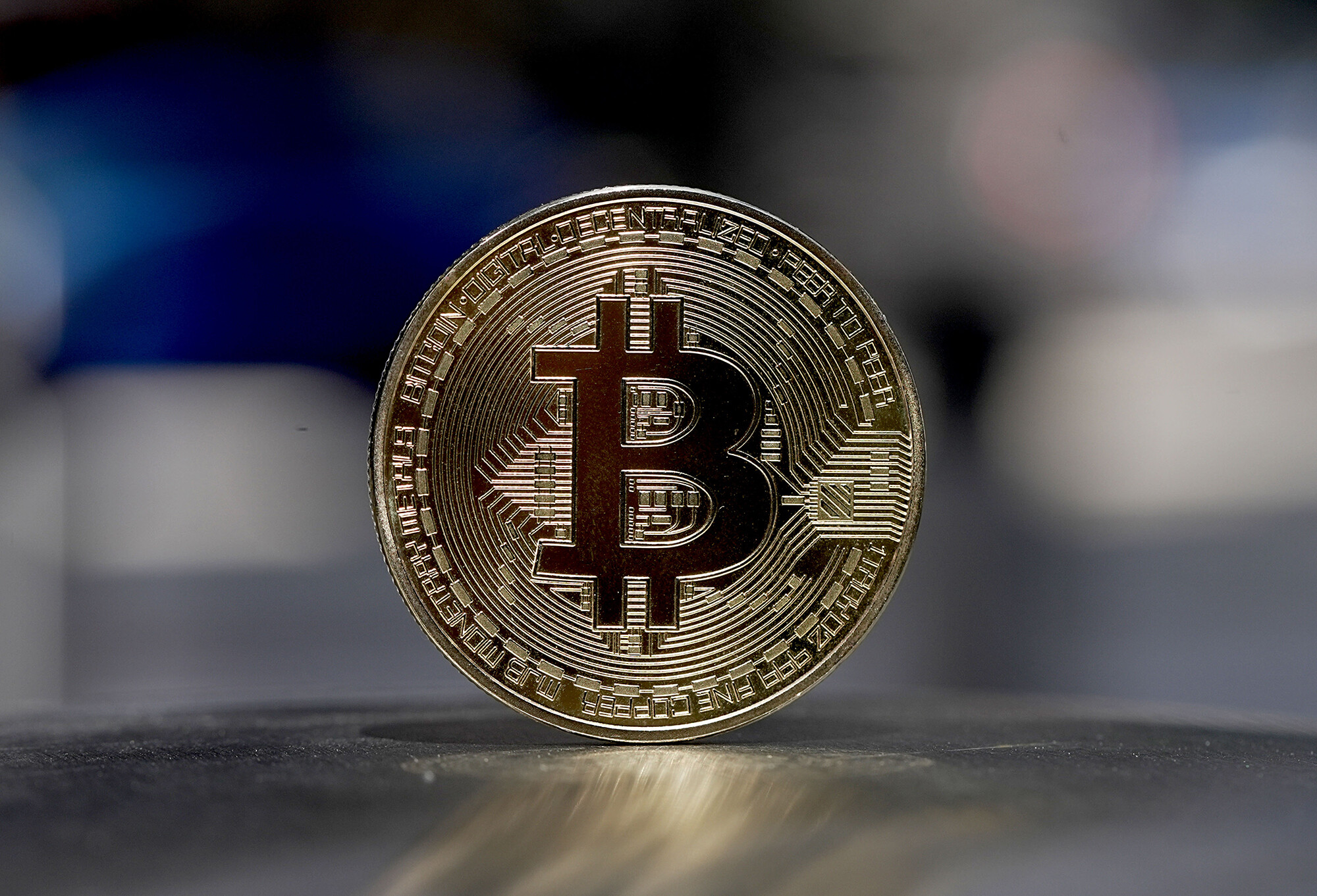 Bitcoin surges to new record above $66,000