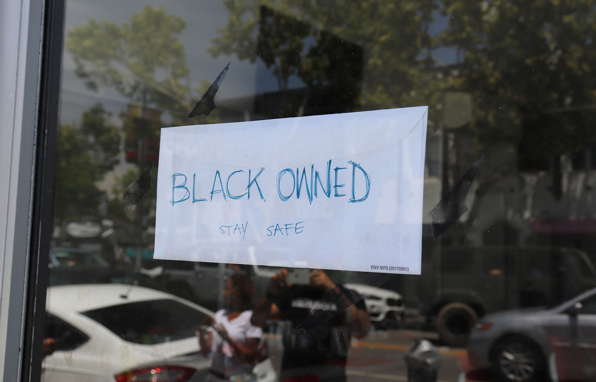 Black-owned companies are shutting down twice as fast as other businesses