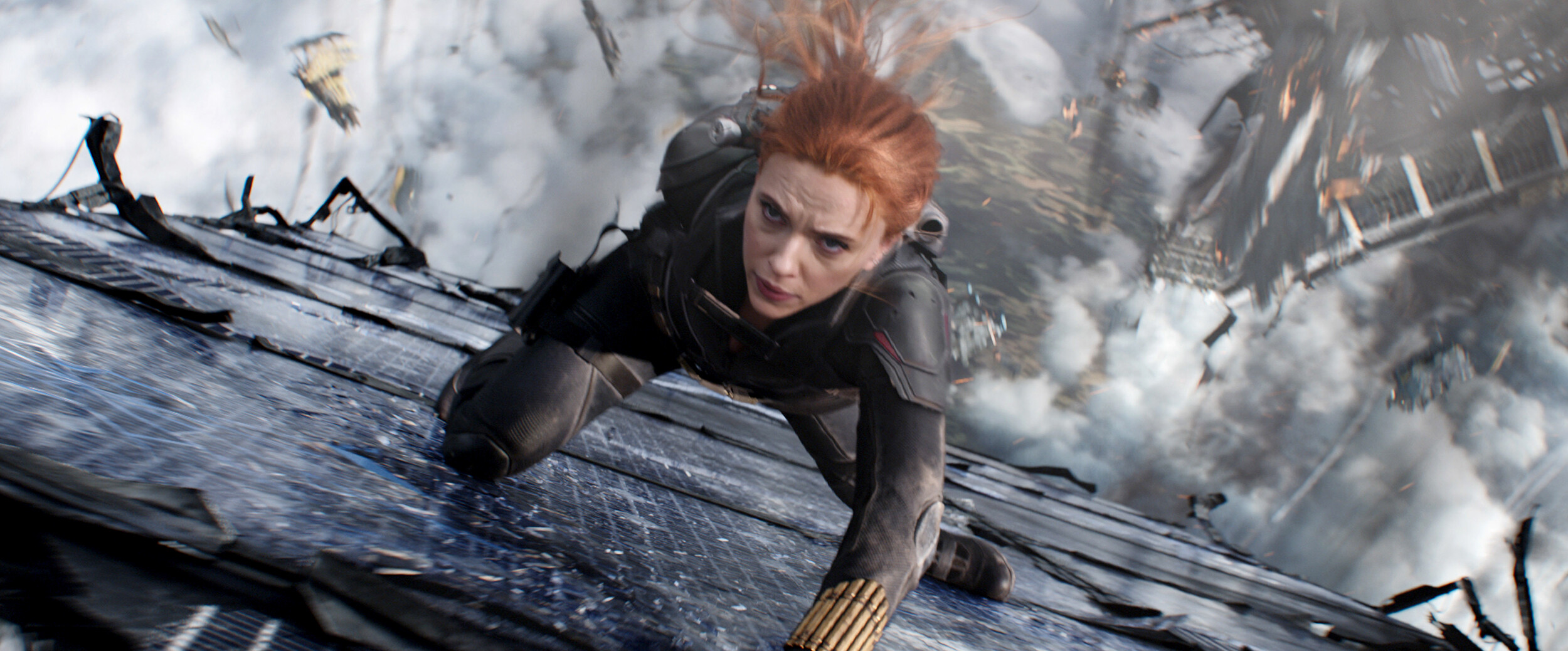Marvel's long-awaited release of 'Black Widow' is a triumphant moment for the movie industry