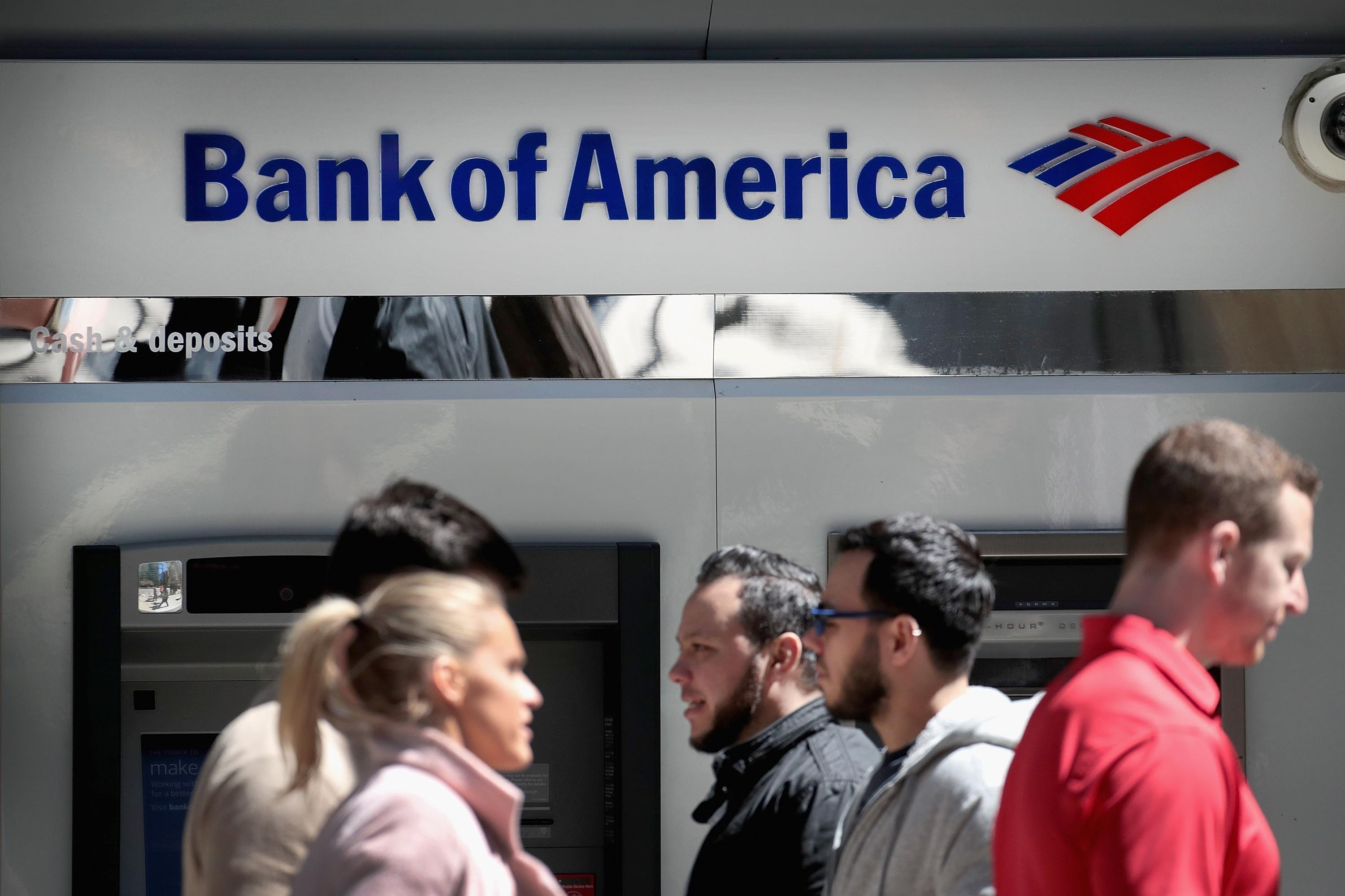 Bank of America rakes in record profit driven by strength from US households