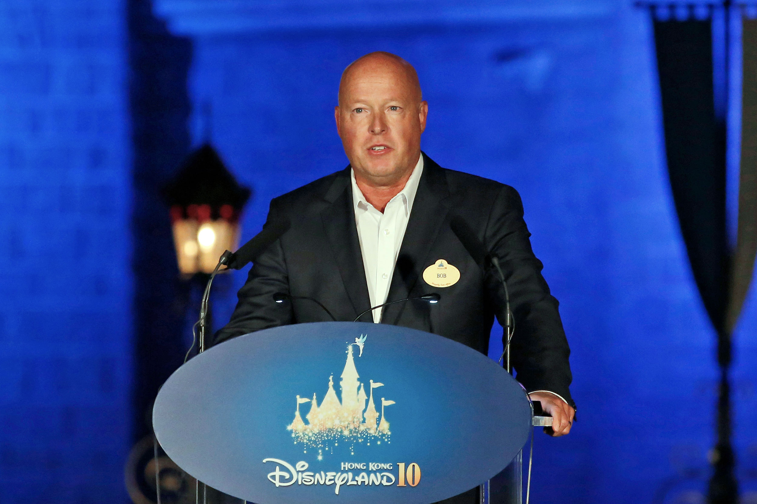 Who is Bob Chapek, Disney's new CEO?