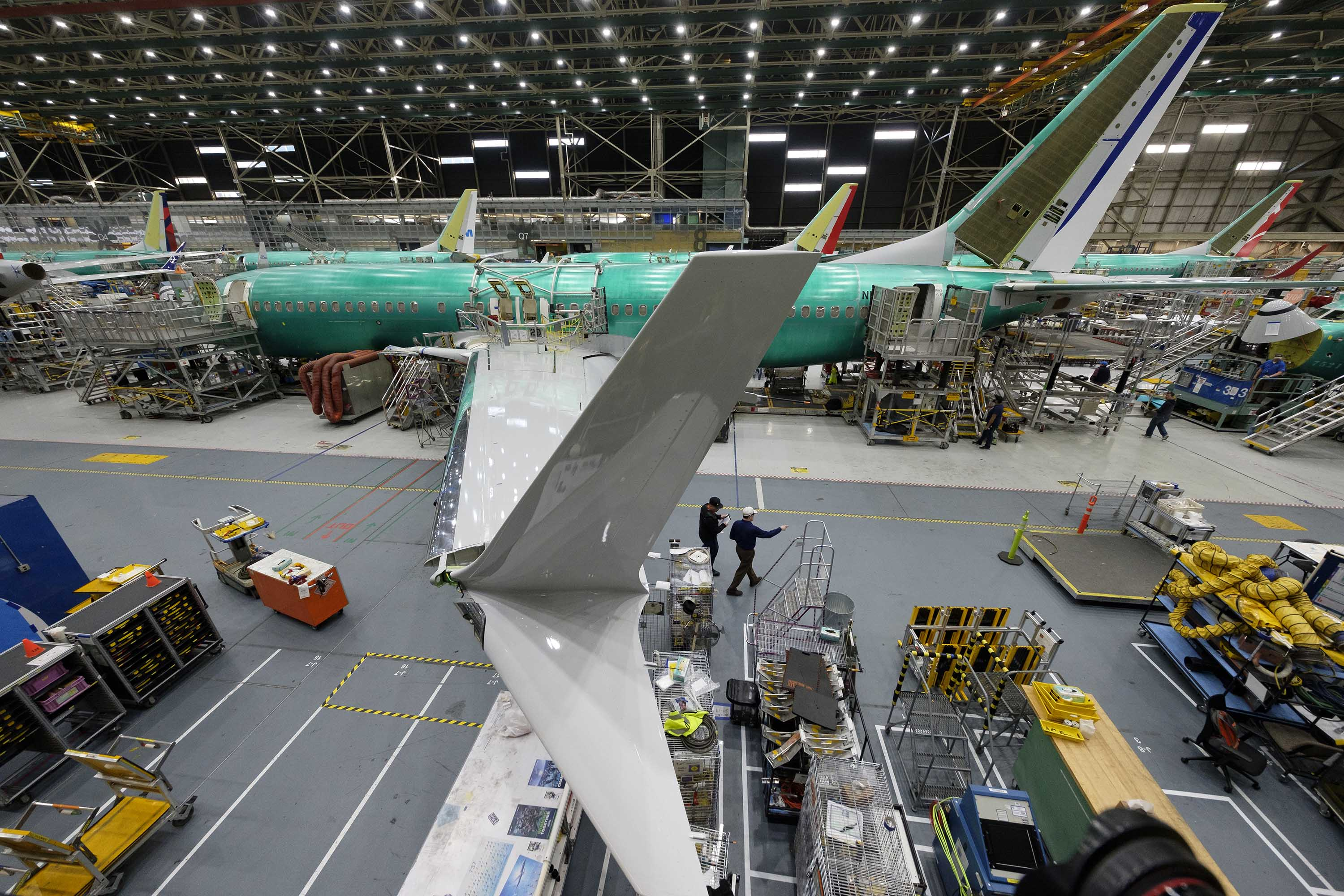 You won't be flying on a 737 Max anytime soon