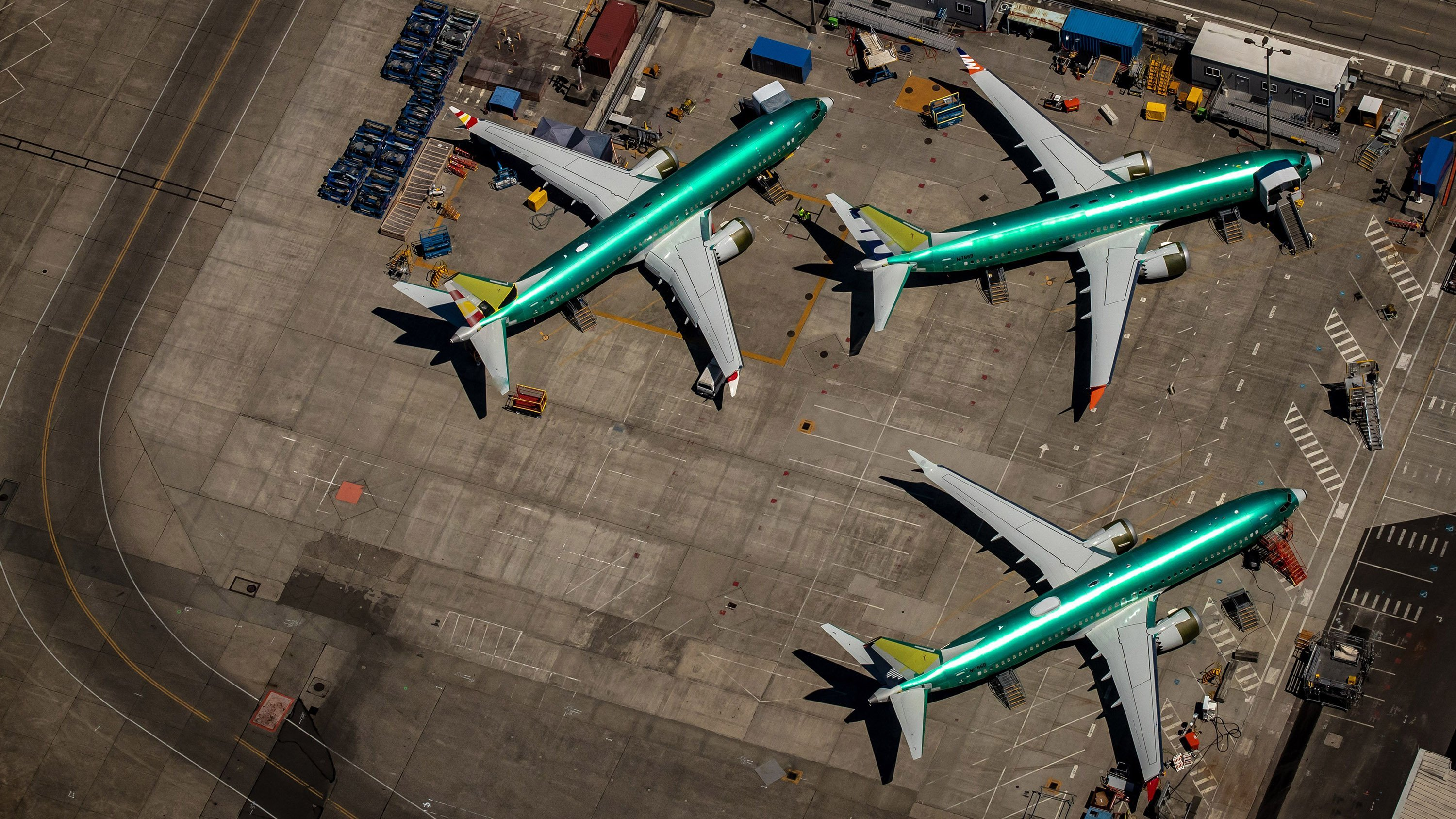 Boeing is profitable again, but the 737 Max is still a crisis