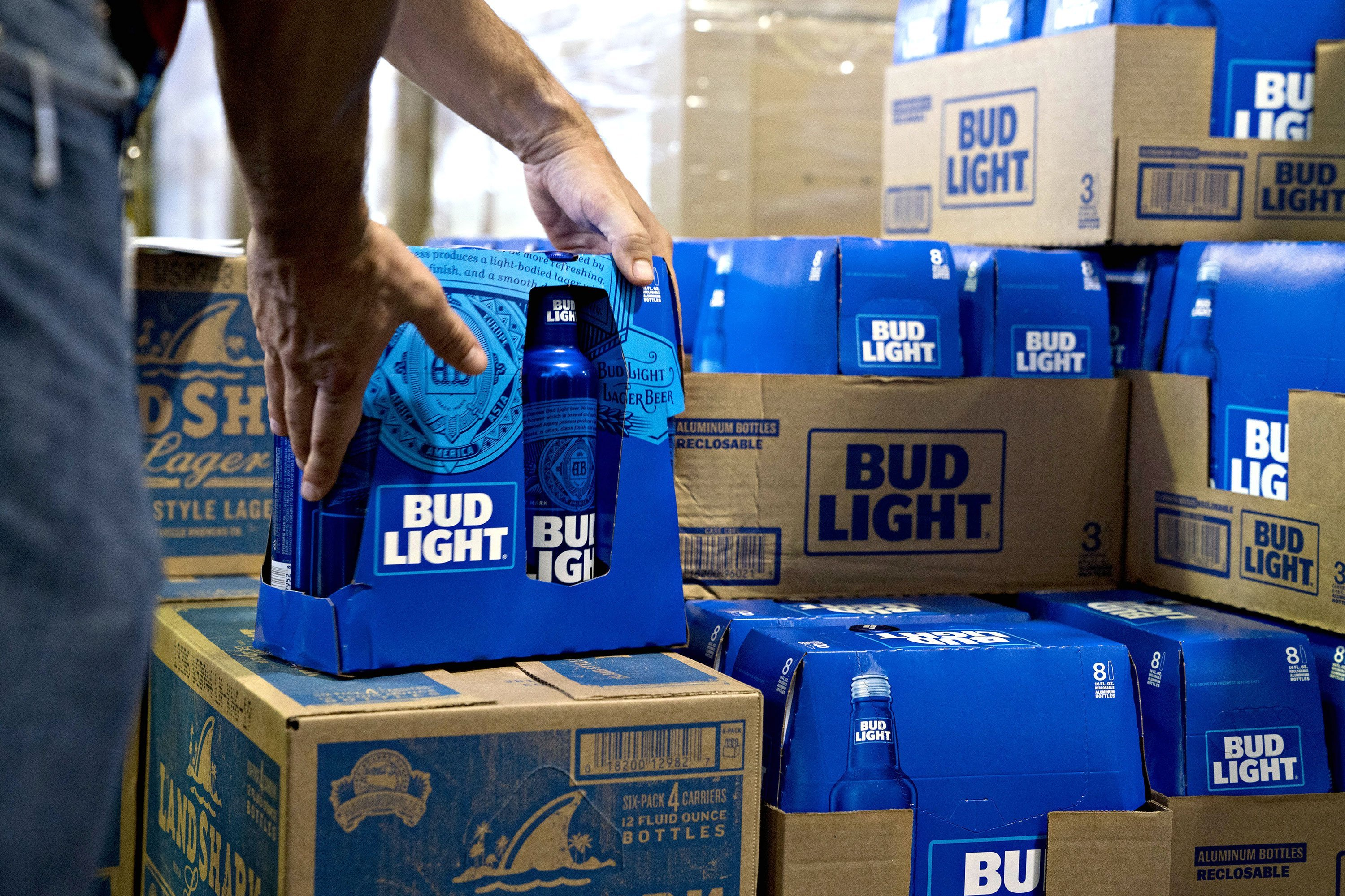 AB InBev accuses rival of obtaining the secret recipe for Bud Light