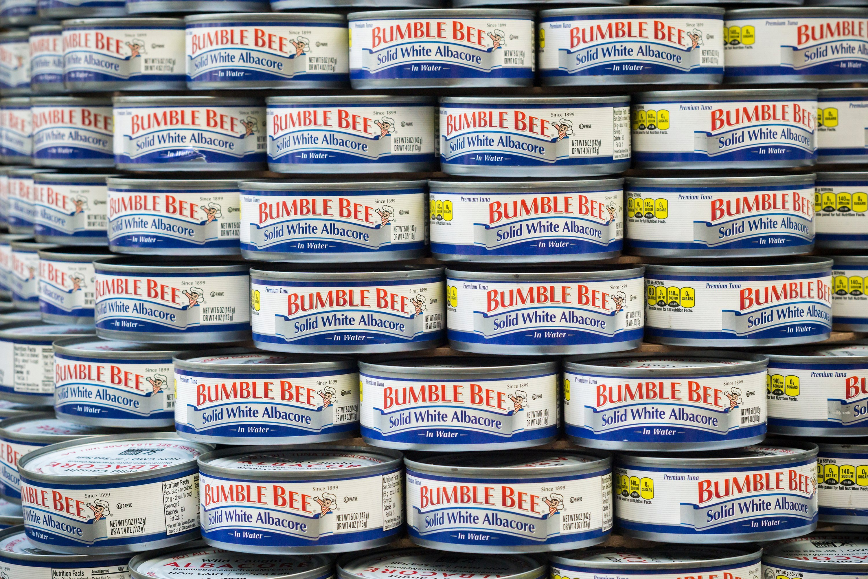 Troubled tuna seller Bumble Bee files for bankruptcy