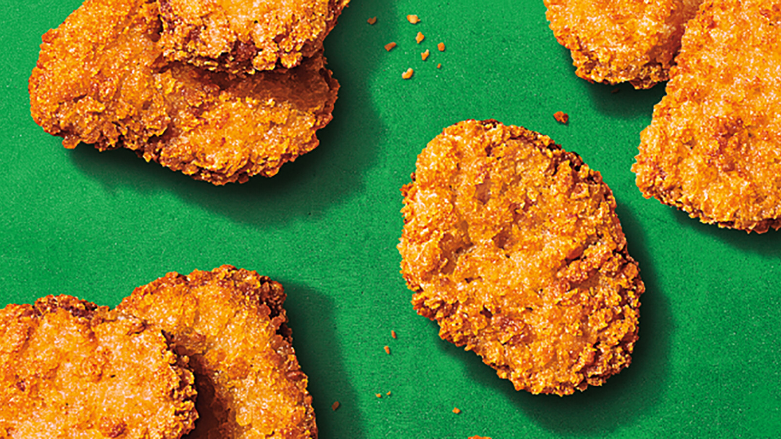 Burger King is testing out Impossible nuggets
