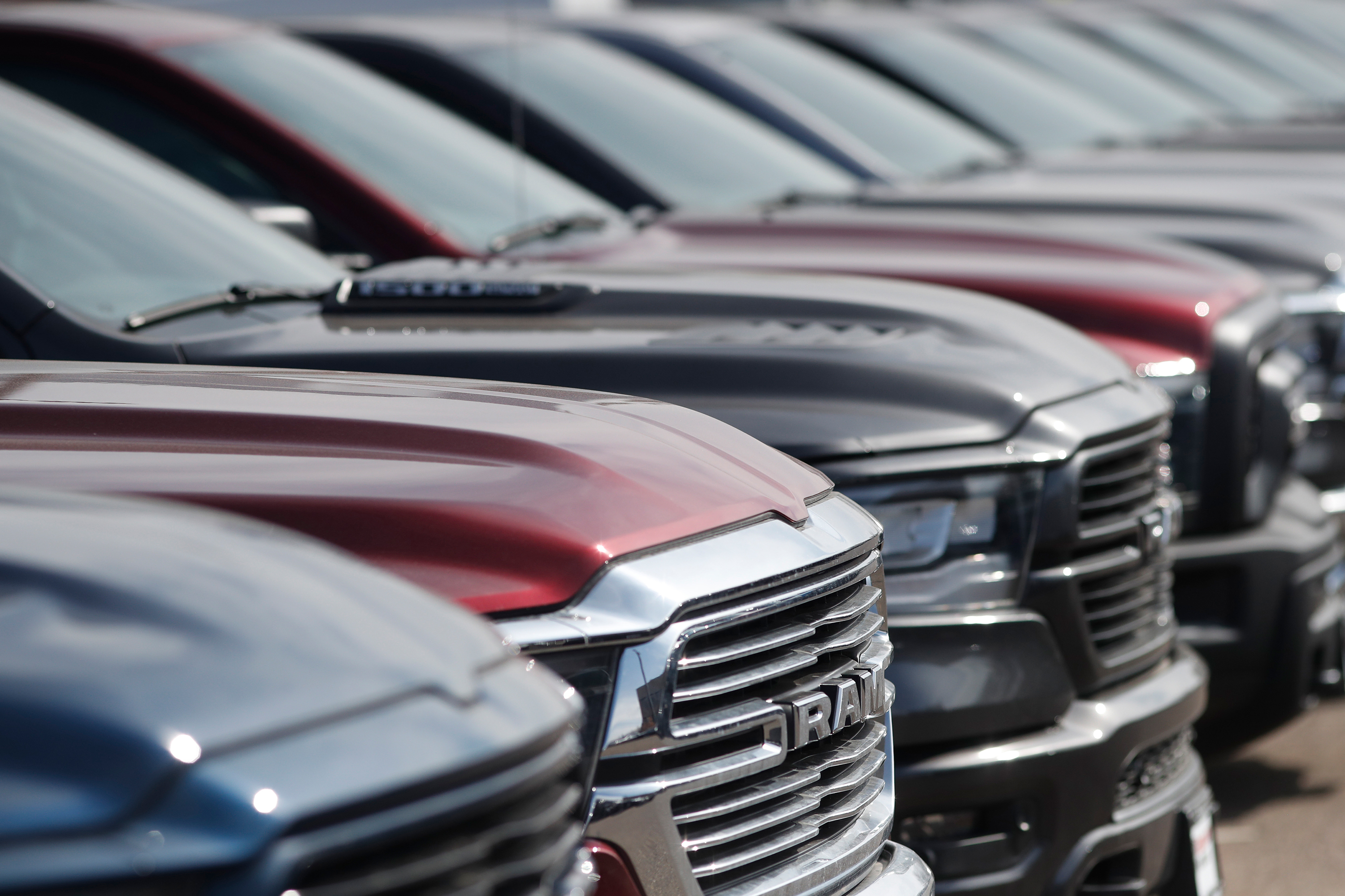 Car sales are plunging in the US because of coronavirus