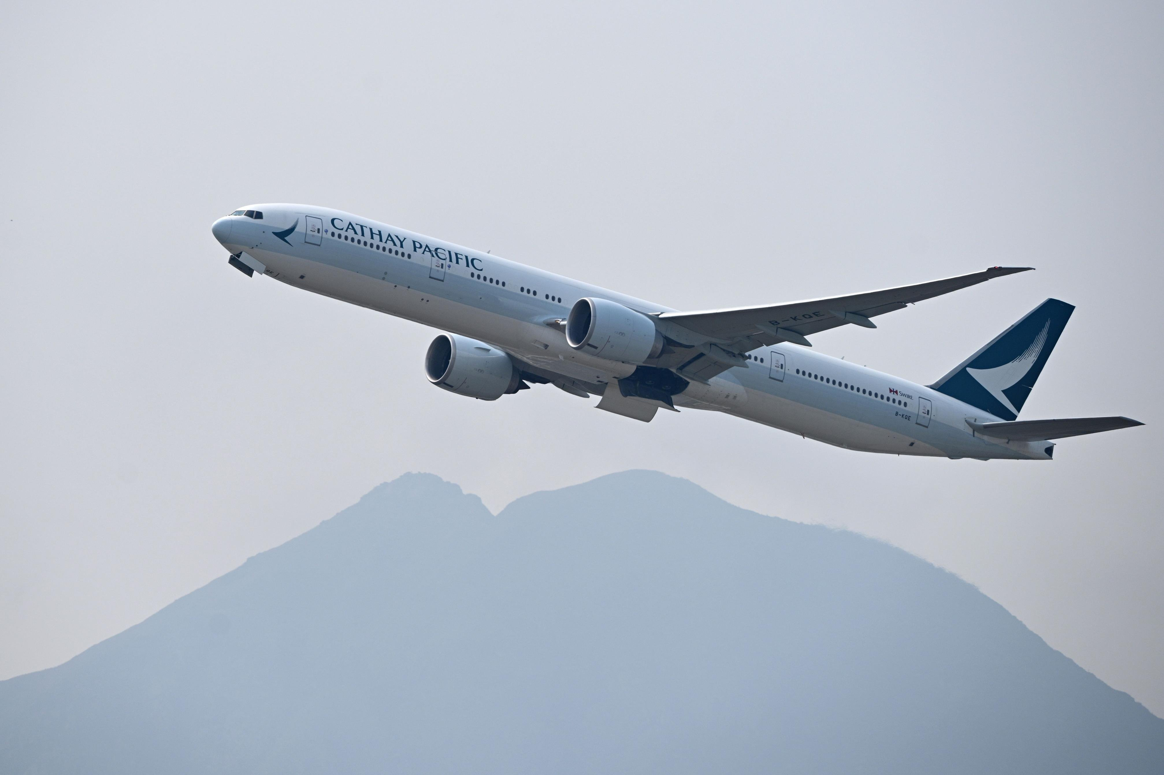 Cathay Pacific's crisis just got even uglier