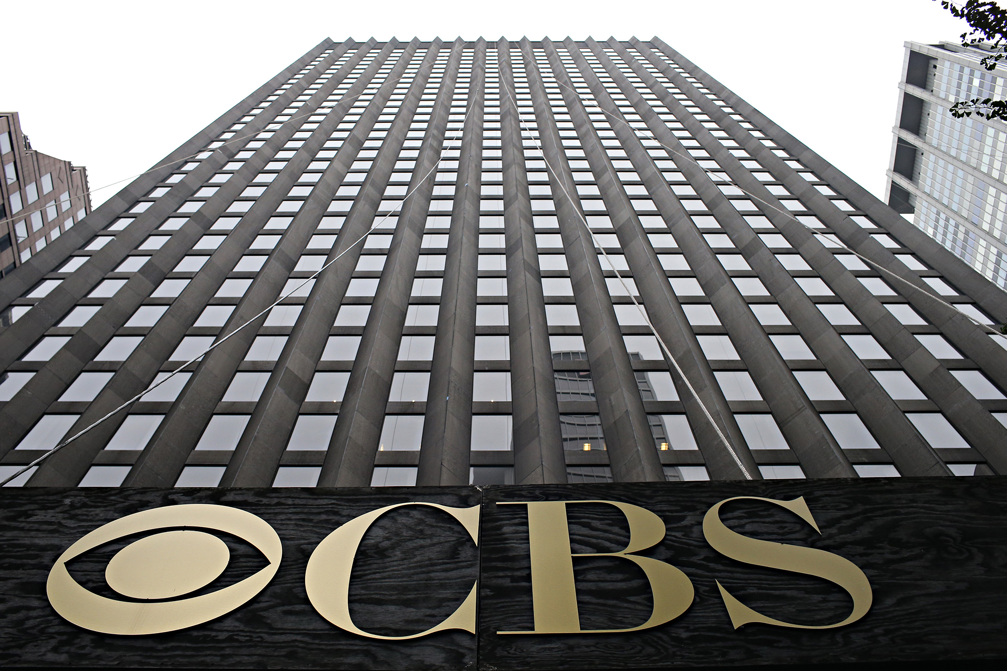 CBS suspends two top execs after LA Times report alleging racism and misogyny