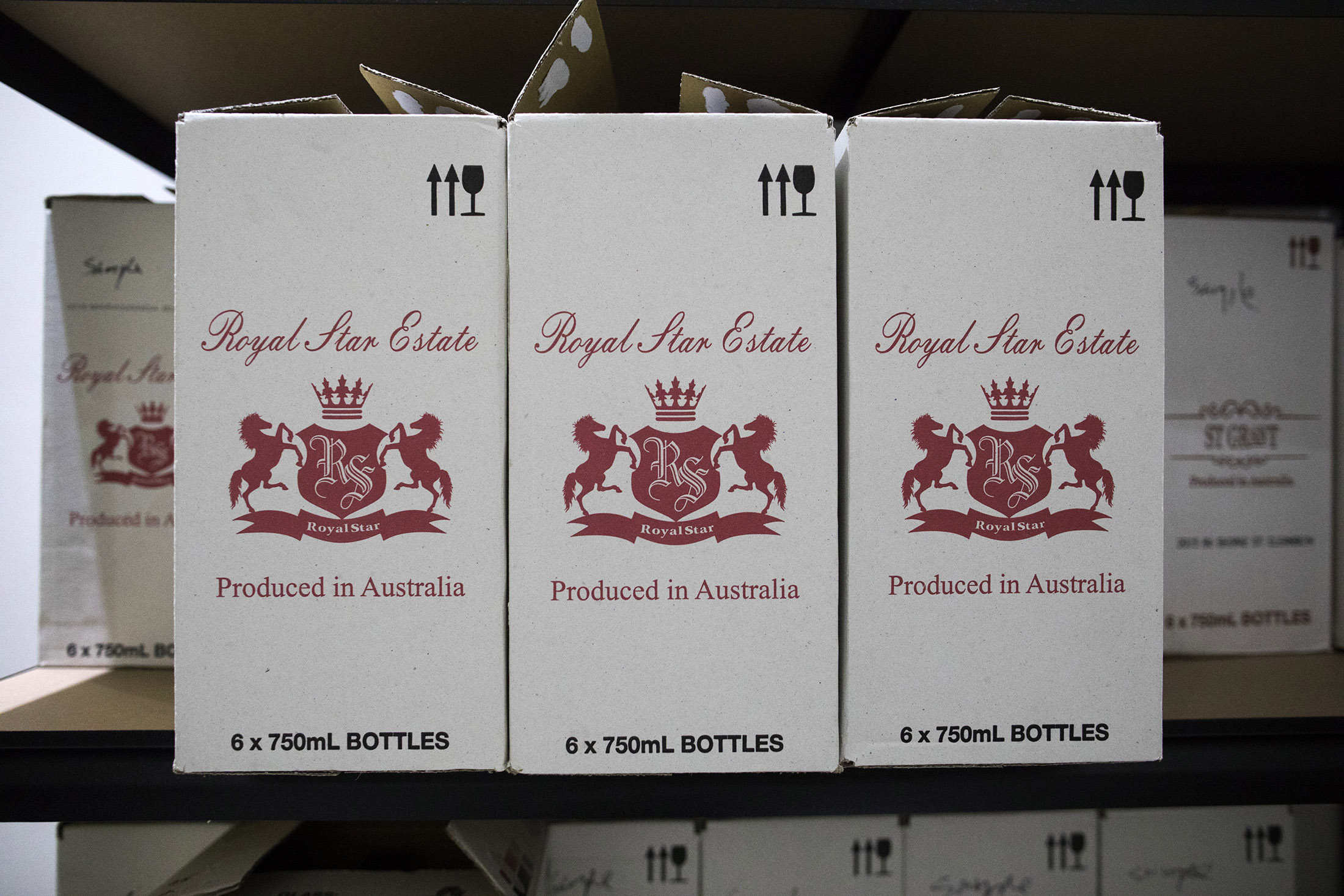 China slaps tariffs of up to 212% on Australian wine imports