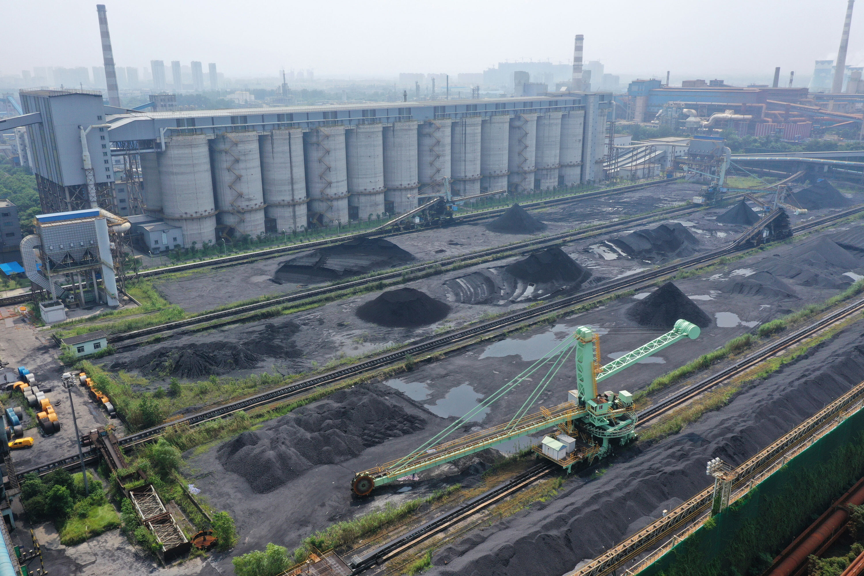 China and India face a deepening energy crunch