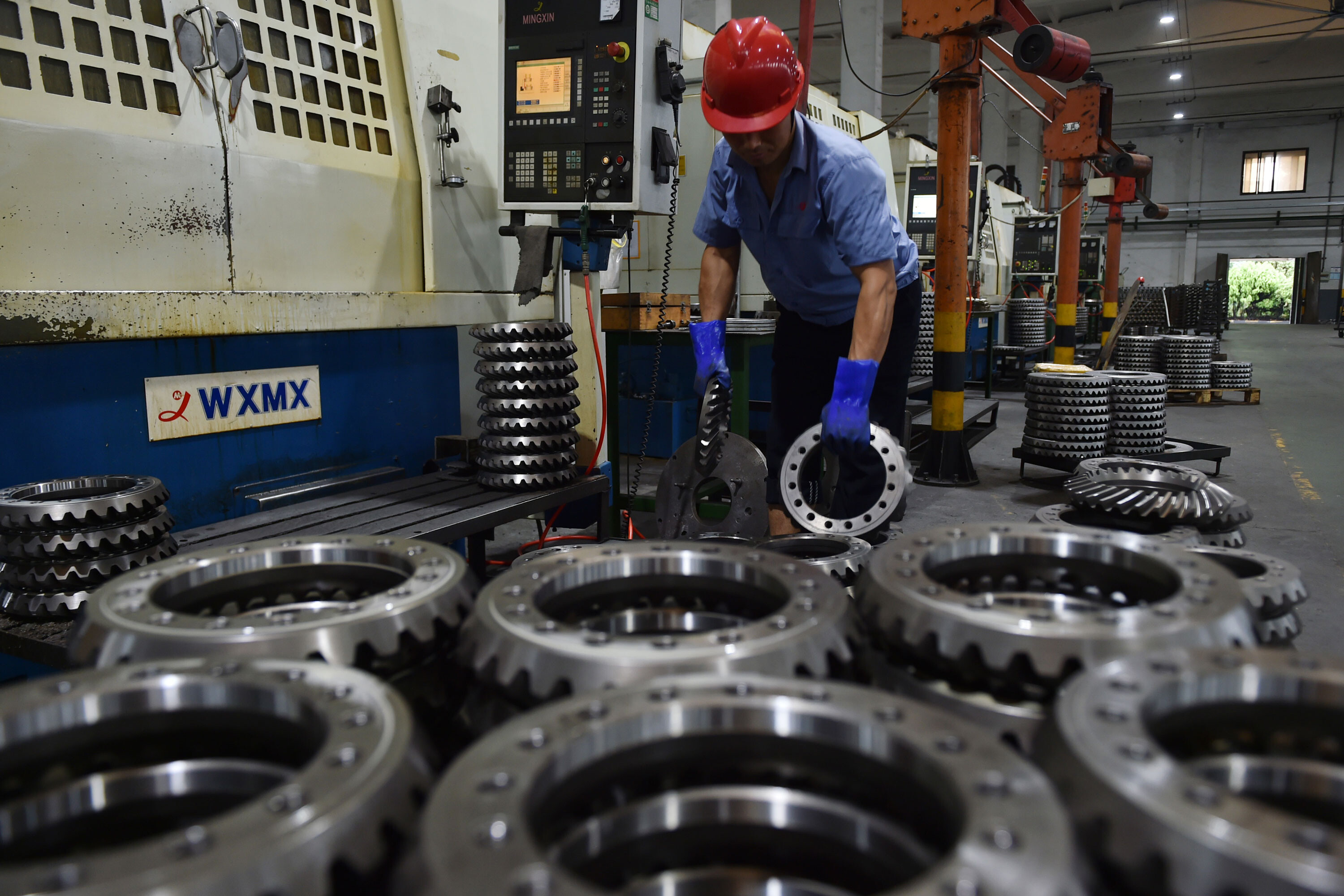 China's record factory inflation poses another threat to supply chains
