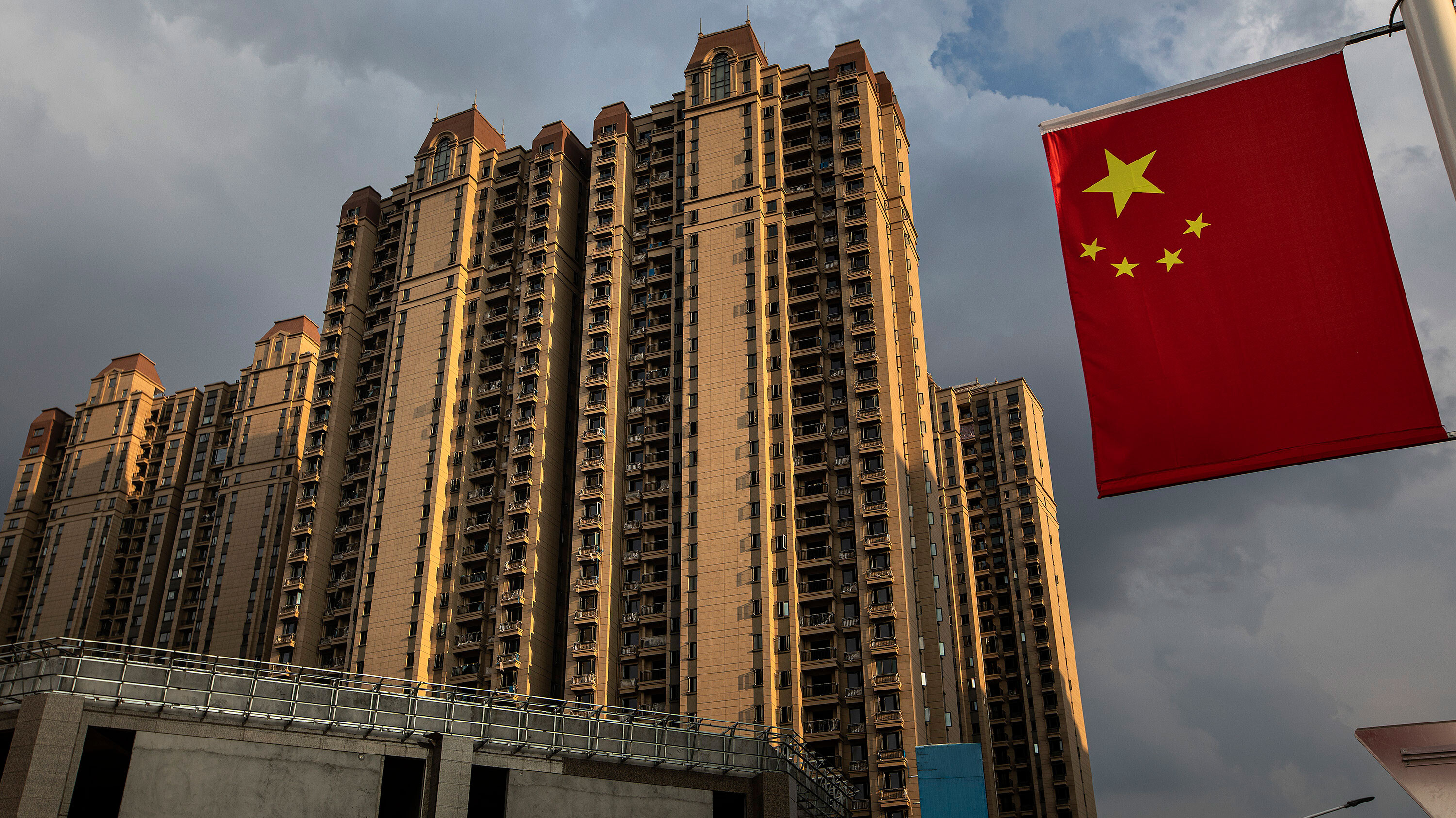 These 4 Chinese real estate developers are already in trouble
